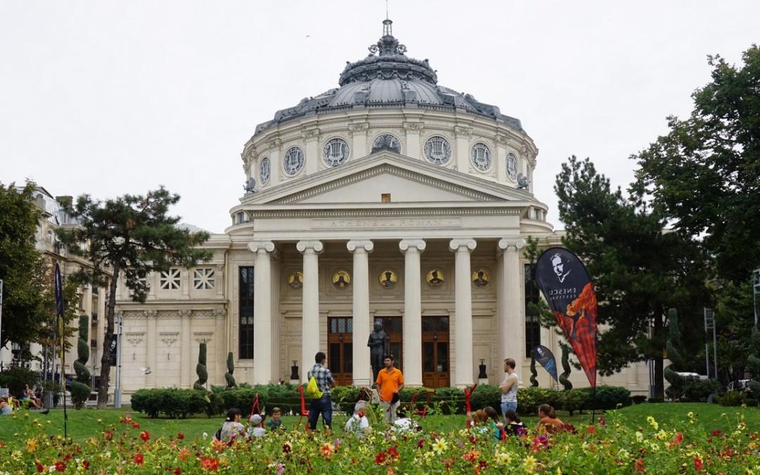 September in Bucharest