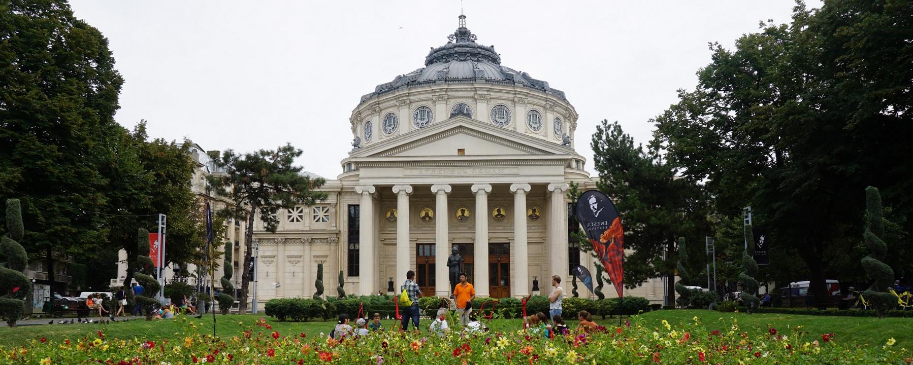 Free Walking Tour Bucharest