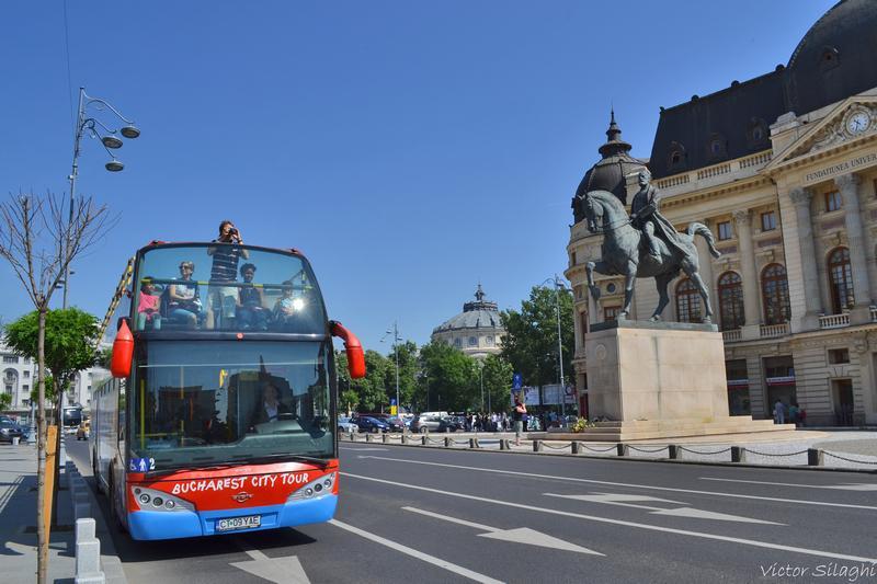 bucharest city bus