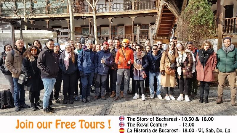free walking tour schedule april 2019