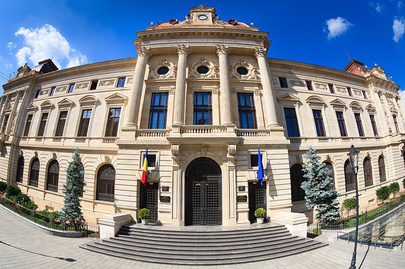 national bank of romania open day