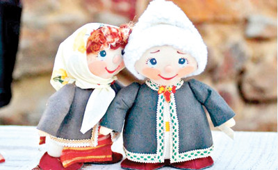 'Dragobete Day', or the Romanian version of Valentine's Day