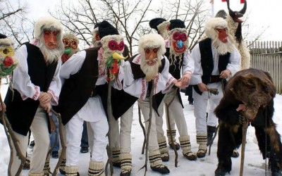Christmas dances from Brasov that you can encounter on the streets of the city
