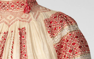The Day of traditional blouse